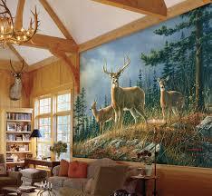 wildlife murals for walls home design ordinary wildlife murals for walls awesome ideas