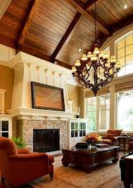 Decorating Ideas For Living Rooms With High Ceilings To Decorate A Living Room With High Ceilings