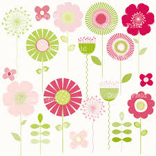 flower stencils printable clip art library