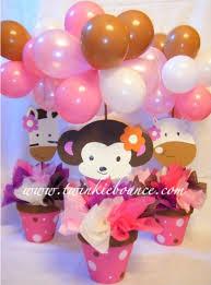 Baby Shower Centerpieces Pinterest by Best 25 Safari Centerpieces Ideas On Pinterest Jungle Party