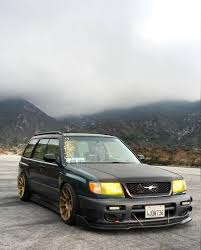 stanced subaru forester sf5 forester subaru slammed on instagram