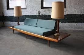 Mid Century Modern Sofa For Sale Amazing Adrian Pearsall Mid Century Modern Platform Sofa U S A