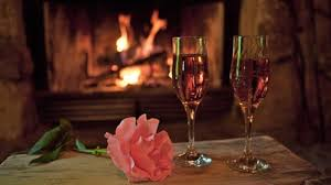 romantic fireplace part 40 beautiful romantic music u0026