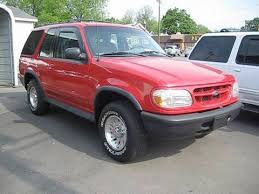 ford explore 1998 1998 ford explorer sport start up exhaust and in depth tour