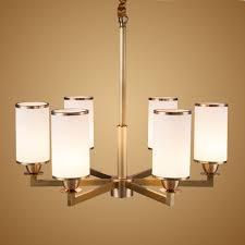 lustres pour chambre moderne pleine bronze cuivre lustre pour chambre cuisine salon en