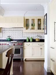 backsplash tile with white cabinets white kitchen neat for white