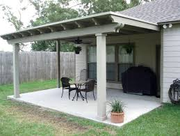 Backyard Patio Cover Ideas Staggering Attached Patio Cover Modified Design Ideas Patio With