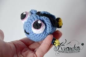 krawka baby dory crochet free pattern