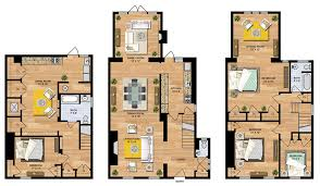 row home floor plans dc floor plans estate professionals
