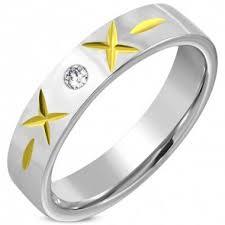 karikagyuru rak női nemesacél gyűrűk