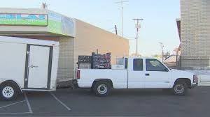 food bank s delivery truck stolen on thanksgiving story ksaz