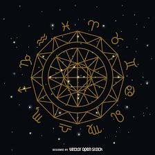 Watercolor Zodiac Sign Set Vector Download