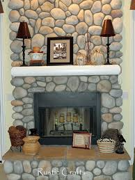 How To Decorate A Stone by How To Decorate A Fireplace Hearth Sweet 11 Decorating Ideas Gnscl