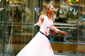 lurching zombie spirit halloween north america u0027s 10 best zombie walks miles away travel blog