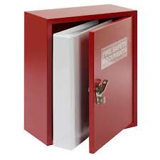 fire alarm document cabinet fire document cabinet safety log book holder fire protection