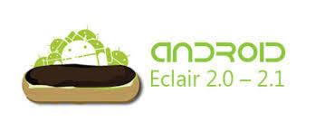 android eclair electrónico e commerce explorer ensamblador