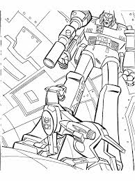 transformer coloring pages to print transformers pinterest
