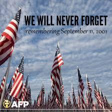 9 11 Remembrance Flag We Remember 9 11 On Patriot Day 2012 Never Forget U2013 September
