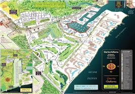 Yelapa Mexico Map by Mapa Jeff Cartography Pv Hotel Zone Marina Vallarta Walking Map