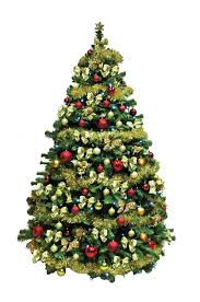 Home Lawn Decoration Real Christmas Trees Decorated Plastic Lawn Decorations Idolza