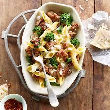 italian turkey sausage onion and broccoli rabe pasta shady