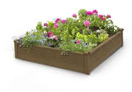 amazon com algreen products raised garden bed kit garden u0026 outdoor