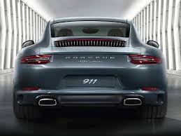 porsche 911 back new 2017 porsche 911 price photos reviews safety ratings