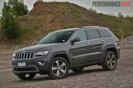 jeep grand cherokee limited 2014 jeep grand cherokee limited v6 review video performancedrive