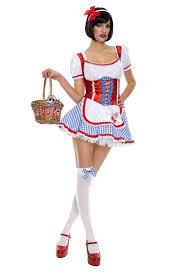 Womens Dorothy Halloween Costume Dorothy Costumes Dorothy Costume Ideas Costumei