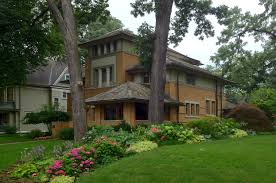frank lloyd wright u0027s oak park illinois designs the first decade