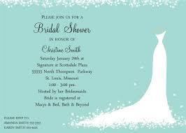 Wedding Invite Verbiage Bridal Shower Invite Wording Dancemomsinfo Com