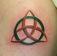 8 best trinity symbol tattoos images on pinterest symbol tattoos