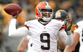 Cleveland Browns Flag Thad Lewis Impresses In Nfl Debut Despite Cleveland Browns U0027 Loss