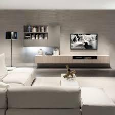 Contemporary Tv Table Contemporary Tv Wall Unit Elm Melamine Z409 Zalf