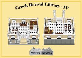Greek Revival Floor Plans S294804700828028483 P21 I25 W2138 Png