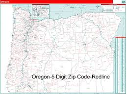 map of oregon i 5 oregon zip code map from onlyglobes