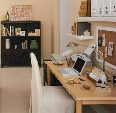 Designing A Home Office by Corner Home Office Space With Navy Blue Wall 100 Best Home