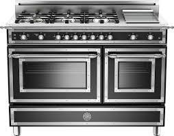 matte black appliances bertazzoni ranges