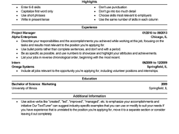 Achievements In Resume Sample by Rsum Writing References Available Upon Request Objective