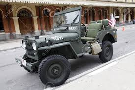 vintage jeep willys second world war jeep stock photo picture and royalty free