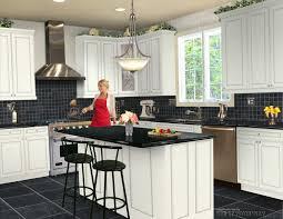 white kitchens black and white kitchen tiles tile warehouse design ideas glass