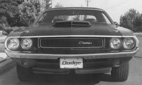 1970 71 dodge challenger for sale sia flashback pony car or racehorse 1970 dodge ch hemmings daily
