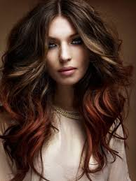 light brunette hair color ideas for long hairs hairstyles and