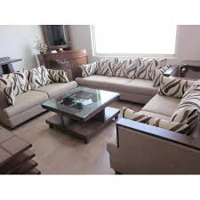 Set Sofa Modern Modern Sofa Set At Rs 12500 Seat Designer Sofa Shriram Glass