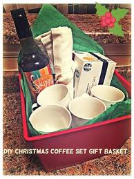 coffee gift basket ideas coffee gift basket idea according to d