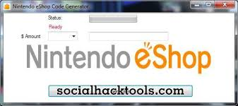 free gift card code nintendo eshop card codes generator 2018 free gift cards no survey