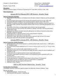 Petroleum Engineering Resume Download Reservoir Engineer Development Manager In Houston Texas