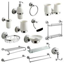 Shabby Chic Bathroom Accessories Sets Chrome Bathroom Accessories Uk Best Bathroom Decoration