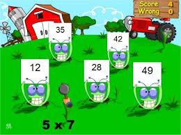 free online multiplication u0026 times tables games for 3rd grade kids