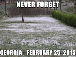Canada Snow Meme - georgia declares state of emergency due to incoming snow meme on imgur